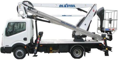 oil steel snake 2112